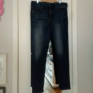 American Eagle Dark Wash Jegging 12